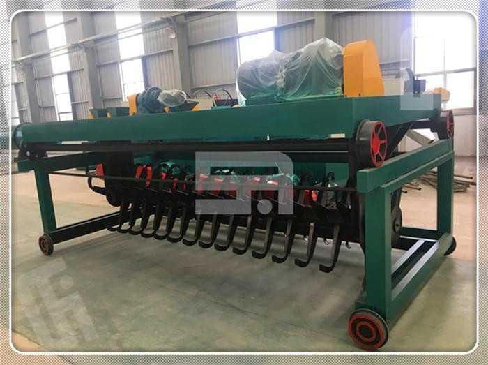 赤峰-猪粪有机肥设备生产线-有机肥市场价格经验和好用
