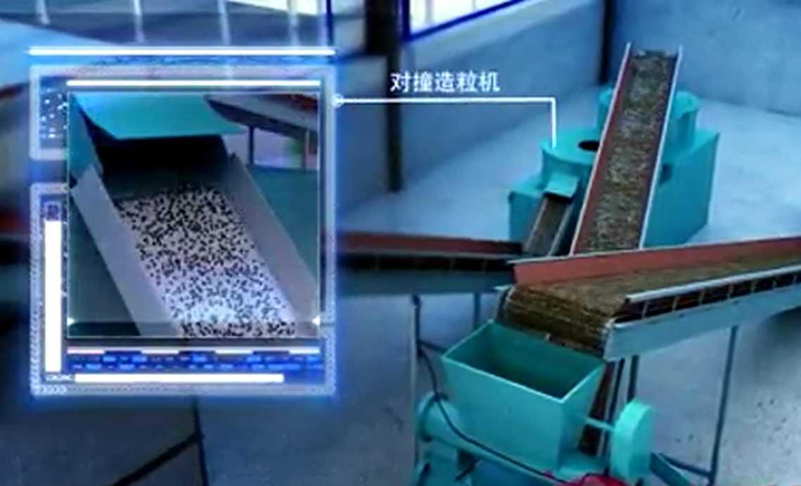 有机肥3D视频