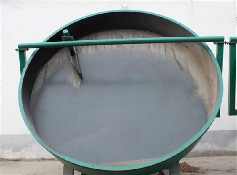 猪粪有机肥造粒机