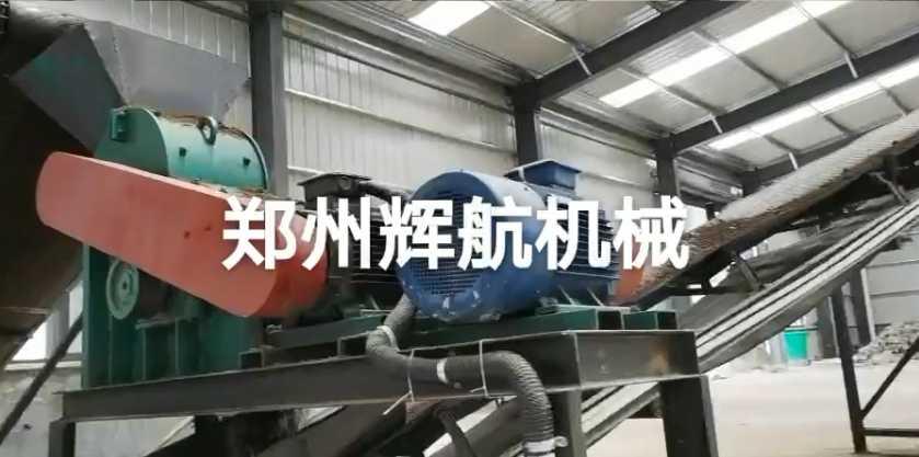 青海玉树客户有机肥第二条生产线马上安装完毕