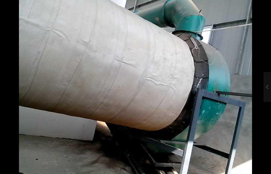 年产5万吨一烘干一冷却有机肥生产线.